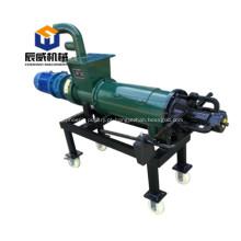 Resolver máquina de costura de estrume agrícola Separador sólido-líquido