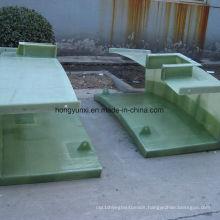 Water or Wastewater Treatment Fiberglass Clarifier