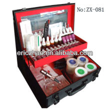 Kits de tatouage de maquillage permanent complet professionnel