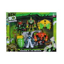 Plástico brinquedo moda ben 10 boneca (h7376161)