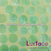 recycled plexiglass plastic sheets decorative colored