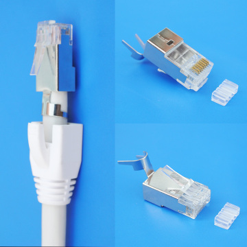 Cat 6A RJ45 Connector Boot