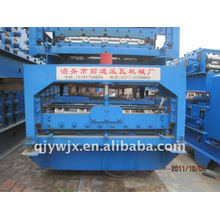 Color Steel Roofing Sheet Profiling Roll Forming Machine