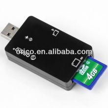 ORICO Super Speed USB3.0 lector de tarjetas SD / CF, lector de tarjetas super fino