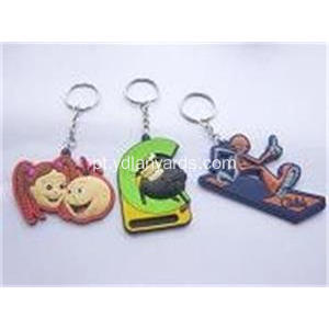 Pantone Color Custom Custom Canvas Keychains