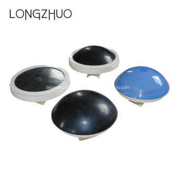 Biological wastewater treatment air bubble disc diffuser