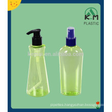 Hot Stamping lotion bottle pump bottle spray bottle for cosmetic