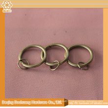 hot design fashion decorative curtain rod ring clips