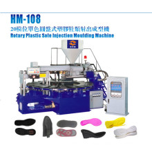 TPR PVC Sole Injection Moulding Machine