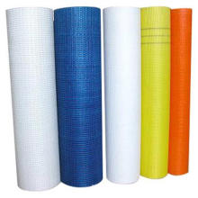 Pantalla de fibra de vidrio recubierta de PVC