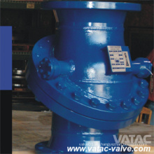 Wcb / Ss304 / Ss316 Válvula de retención de disco de inclinación