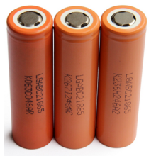 Batterie 18650 de lampe-torche de LED Batterie 3.7v 2800mAh (18650PPH)