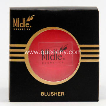 Single color blush