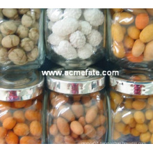 Delicious and healthy coated peanut snack for wholesale