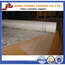 Malla de fibra de vidrio de precio bajo / malla de fibra de vidrio resistente a los álcali / malla de fibra de vidrio