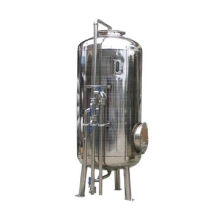 Quartz sand filter with good performance and long service lifespan, filtered water