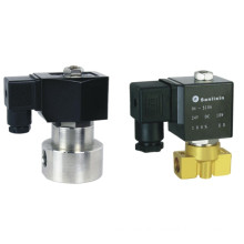 High Pressure Small Size Solenoid Valve (SLG SERIES)
