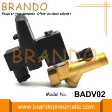 COMBO 1/2'' 1/4'' Automatic Drain Valve With Timer