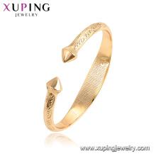 52103 xuping bijoux 18K couleur or métal mode femmes bracelet