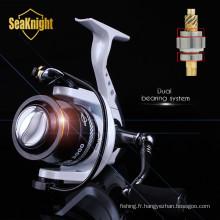2015 meilleures ventes de matériel de pêche Spinning Fishing reels