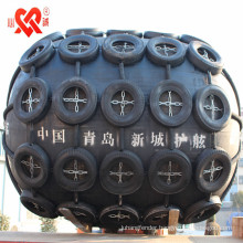 Made in China Pneumatic marine floating rubber fender ,Yokohama type fender, Inflatable boat fender used for ship or dock