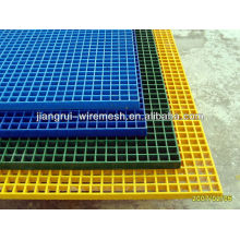different specification and color fiberglass grating