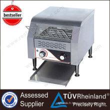 Machine de grille-pain commerciale électrique de pain de qualité professionnelle de produit