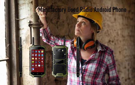 Manufactory Used Radio Android Telefon
