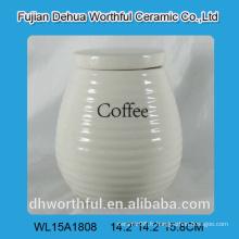 Ustensiles de cuisine pot de café en céramique