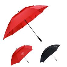 A17 personalizado publicidade promoção guarda-chuva à prova de vento guarda-chuva de golfe