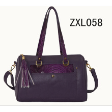 Combination PU fashion Handbag (ZXL058)