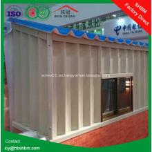 Material de construcción favorable Mgo cubierta hoja