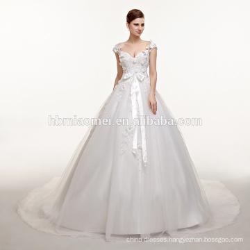 New Arrival Sexy A-Line Lace Wedding Dress 2017 Romantic Robe De Mariage Vestido De Noiva Sheer Backless Bride Dresses