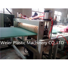 PVC Glazed Roof Tile Extrusion Line with Ce Certificate