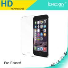 Protecteur d'écran en verre trempé anti-égratignures de 0.33mm pour iPhone 6 / 6s et 0.33mm