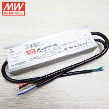 MEAN WELL 48V LED Driver 200W with UL CE approved HLG-240H-48A