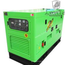 15kVA Cilindro Duplo Refrigerado a Água Cummins Engine Silent Diesel Generator
