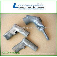 CMM Inspektions-Aluminium-Gussteil, Aluminium-Präzisions-Gussteil