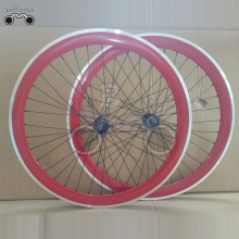 Double wall alloy 700c 36 spoke bike rims