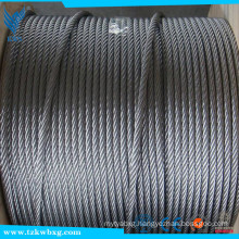 1*19 wire rope 4mm 316 Stainless Steel Wire Rope