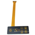 high quality tactile push button membrane switch
