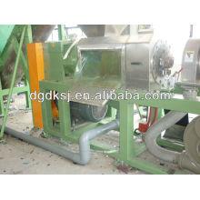 Secadora de plástico PE / PP Squeezer DKSJ-FC10