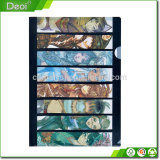 Environment friendly pp L shape folder/ pp plastic file folder with high quality