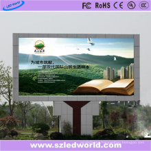 Energy Save HD Outdoor Ledwall Display for Single Pole
