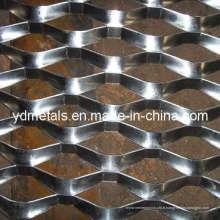 Aluminium - Métal déployé