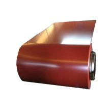 Bobina de acero galvanizado prepintado de primera para Corea