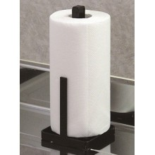 Upright Paper Towel Holder, Metal