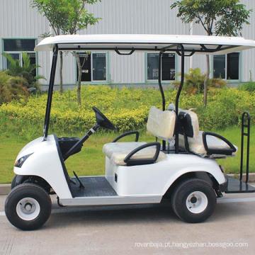 Carrinho de golfe automático de assento 2 + 2 fácil de operar (DG-C2 + 2)