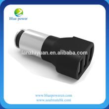 Universal Car Charger USB para iphone para samsung multi-fuction carregador de carro usb adaptador 3 portas USB