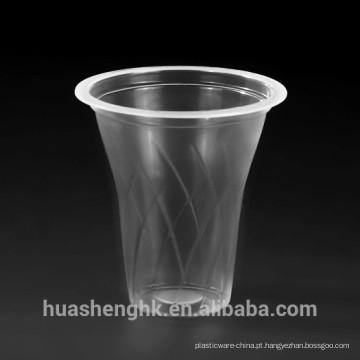 Copos descartáveis do suco do padrão 150 ml de FDA, copos descartáveis do yogurt frio (sealable)